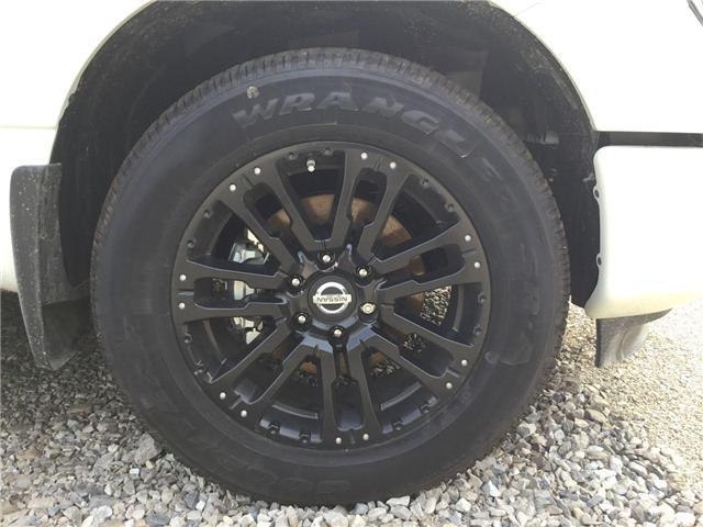 2018 Nissan Titan SV Midnight Edition (Stk: A7241) in Hamilton - Image 2 of 5