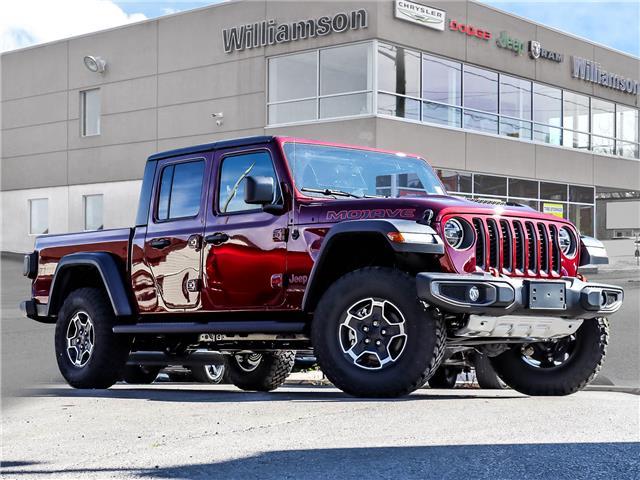 2021 Jeep Gladiator Mojave (Stk: 173-21) in Lindsay - Image 1 of 27