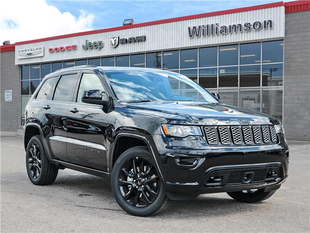 2021 Jeep Grand Cherokee Laredo (Stk: 21-514) in Uxbridge - Image 1 of 25
