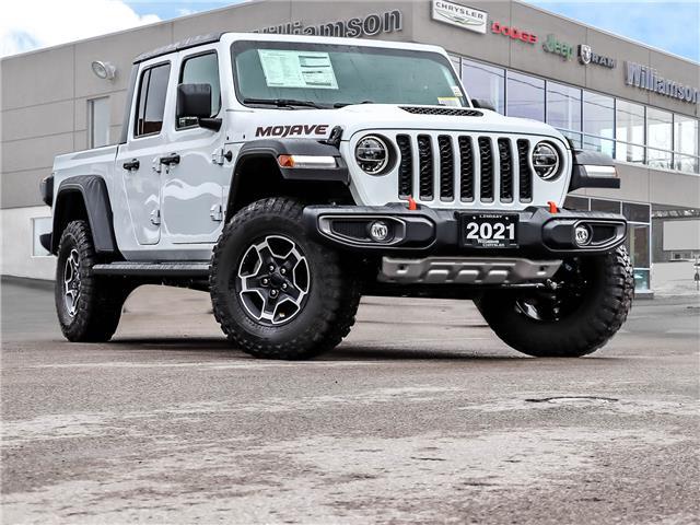 2021 Jeep Gladiator Mojave (Stk: 190-21) in Lindsay - Image 1 of 26