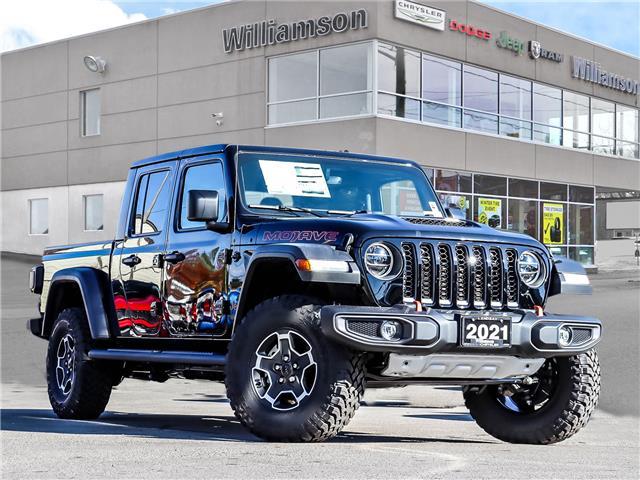 2021 Jeep Gladiator Mojave (Stk: 188-21) in Lindsay - Image 1 of 27
