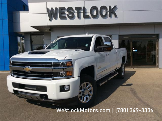 2019 Chevrolet Silverado 3500HD High Country (Stk: 19T19) in Westlock - Image 1 of 28