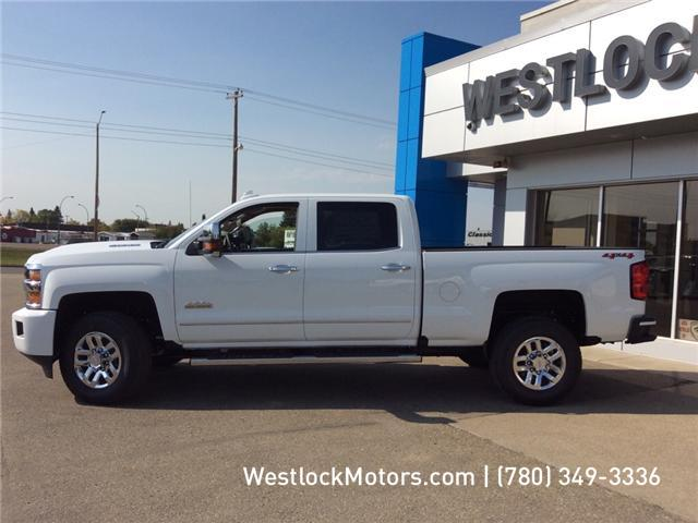 2019 Chevrolet Silverado 3500HD High Country (Stk: 19T19) in Westlock - Image 2 of 28