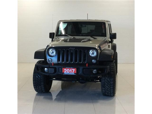 2017 Jeep Wrangler Unlimited Rubicon (Stk: P4996) in Sault Ste. Marie - Image 1 of 10