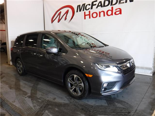 2019 Honda Odyssey EX (Stk: 1612) in Lethbridge - Image 1 of 19