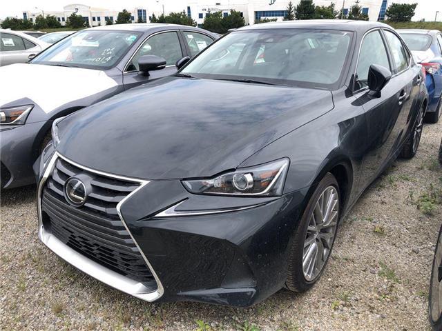 2018 Lexus IS 300 Base (Stk: 30542) in Brampton - Image 1 of 5