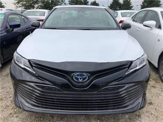 2018 Toyota Camry Hybrid LE (Stk: 507924) in Brampton - Image 2 of 5