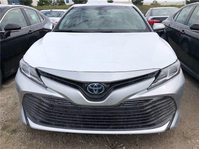 2018 Toyota Camry Hybrid LE (Stk: 507944) in Brampton - Image 2 of 5
