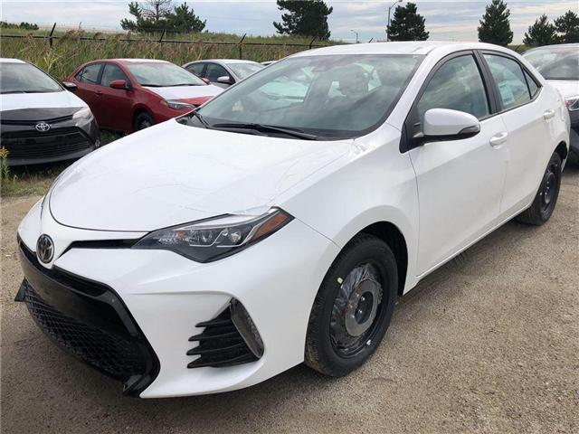2019 Toyota Corolla SE (Stk: 160492) in Brampton - Image 1 of 5