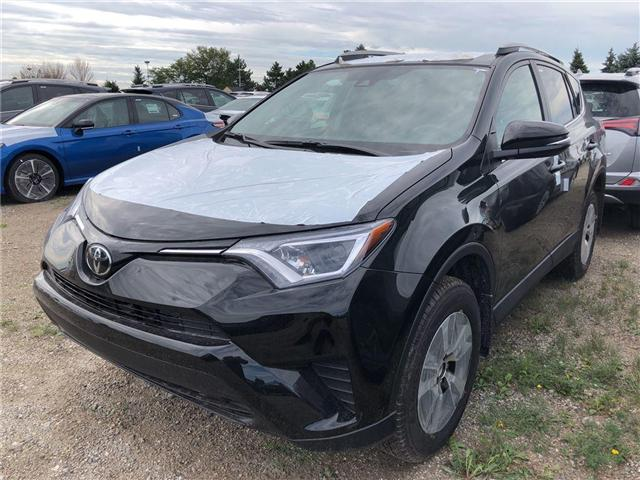 2018 Toyota RAV4 LE (Stk: 831131) in Brampton - Image 1 of 5