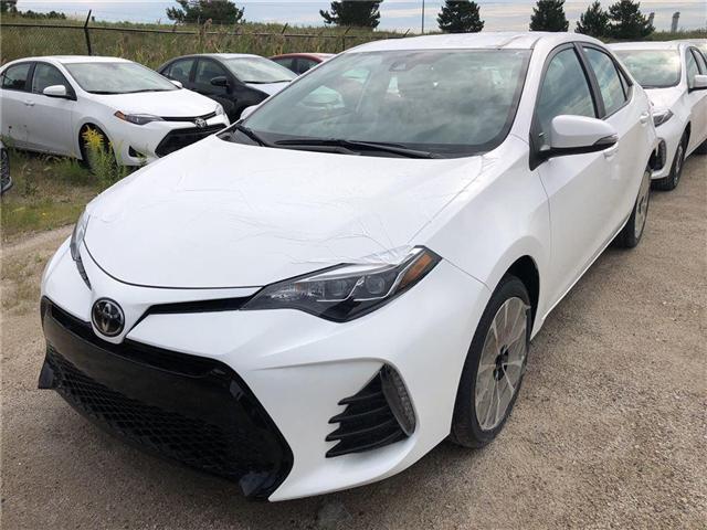 2019 Toyota Corolla SE (Stk: 162190) in Brampton - Image 1 of 4