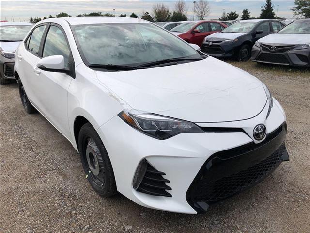 2019 Toyota Corolla SE (Stk: 161108) in Brampton - Image 2 of 5