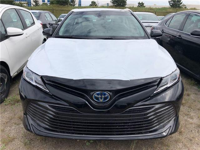 2018 Toyota Camry Hybrid LE (Stk: 507945) in Brampton - Image 2 of 5