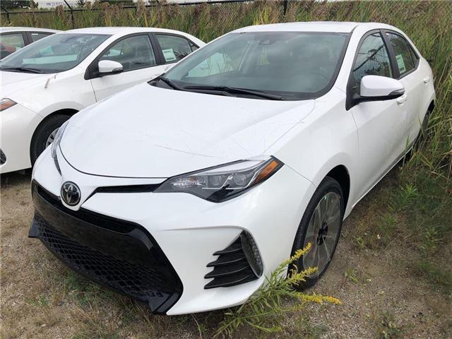 2019 Toyota Corolla SE (Stk: 160451) in Brampton - Image 1 of 5