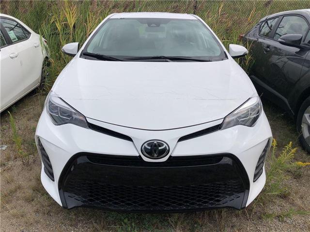 2019 Toyota Corolla SE (Stk: 160451) in Brampton - Image 2 of 5