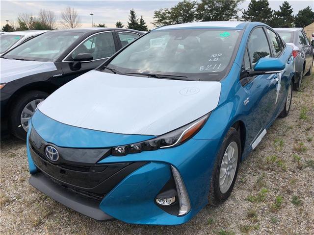 2018 Toyota Prius Prime Upgrade (Stk: 91880) in Brampton - Image 1 of 5