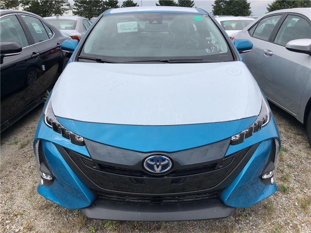 2018 Toyota Prius Prime Upgrade (Stk: 91880) in Brampton - Image 2 of 5