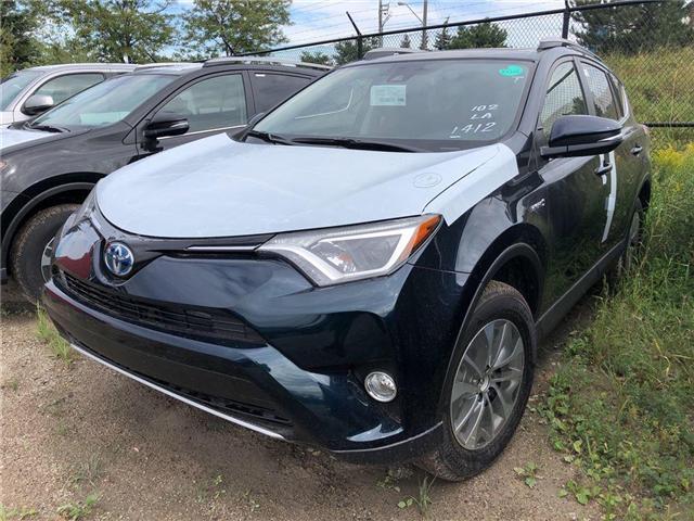 2018 Toyota RAV4 Hybrid LE+ (Stk: 236232) in Brampton - Image 1 of 5