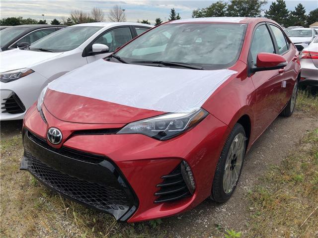 2019 Toyota Corolla SE (Stk: 168416) in Brampton - Image 1 of 5