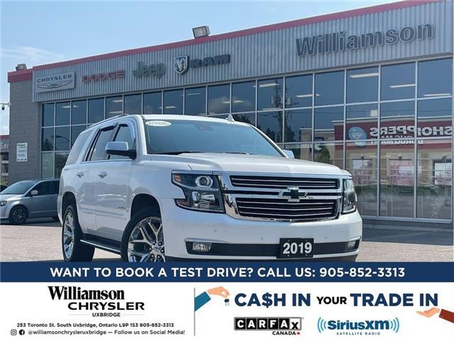 2019 Chevrolet Tahoe Premier (Stk: W6540) in Uxbridge - Image 1 of 25