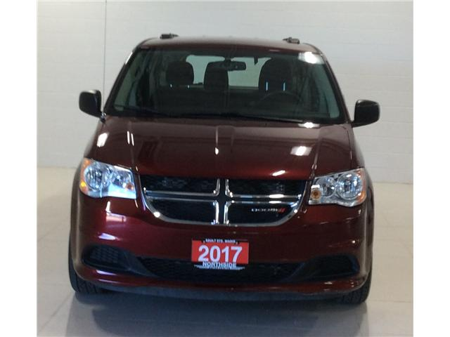 2017 Dodge Grand Caravan CVP/SXT (Stk: V18411A) in Sault Ste. Marie - Image 2 of 9