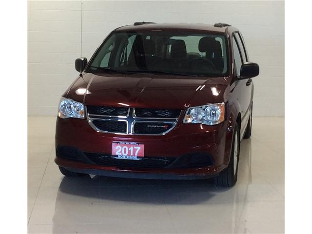 2017 Dodge Grand Caravan CVP/SXT (Stk: V18411A) in Sault Ste. Marie - Image 1 of 9