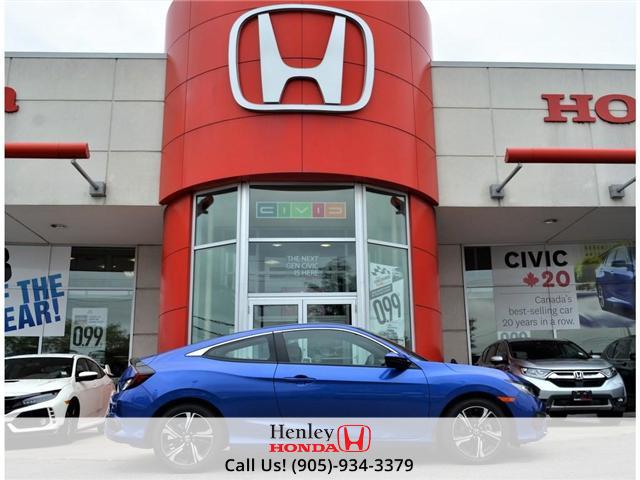 2017 Honda Civic LX BLUETOOTH HEATED SEATS (Stk: B0767) in St. Catharines - Image 1 of 22