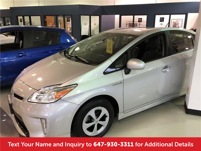 2012 Toyota Prius Base (Stk: 19720A) in Mississauga - Image 2 of 14