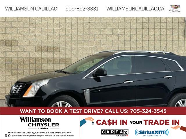 2015 Cadillac SRX Luxury (Stk: 21627AA) in Uxbridge - Image 1 of 14