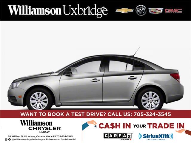 2011 Chevrolet Cruze LT Turbo (Stk: X5131A) in Uxbridge - Image 1 of 1
