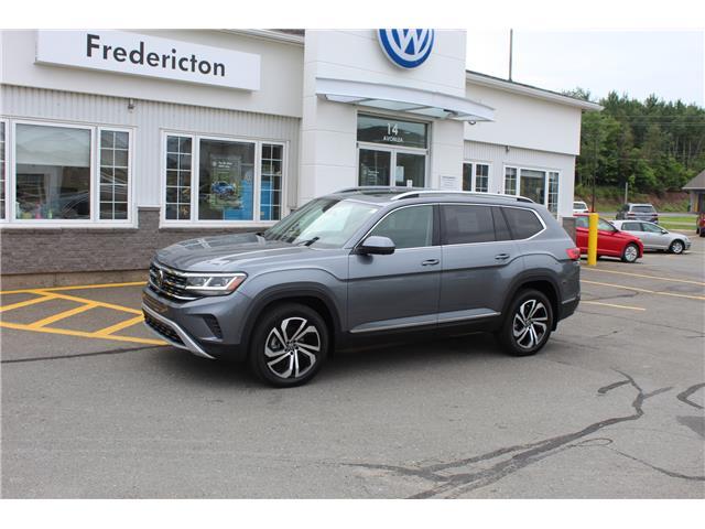 2021 Volkswagen Atlas 3.6 FSI Execline (Stk: 21-213) in Fredericton - Image 1 of 22