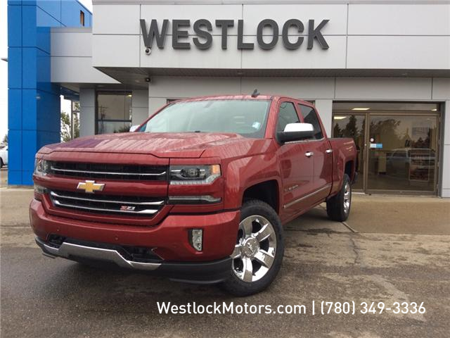2018 Chevrolet Silverado 1500  (Stk: 18T295) in Westlock - Image 1 of 25