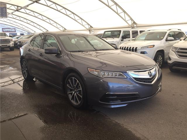 2017 Acura TLX  (Stk: 167726) in AIRDRIE - Image 1 of 23