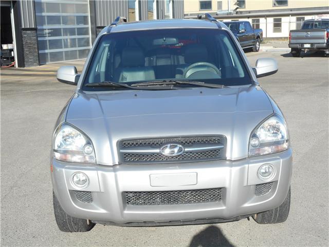 2006 Hyundai Tucson GLS (Stk: P1512) in Regina - Image 3 of 20