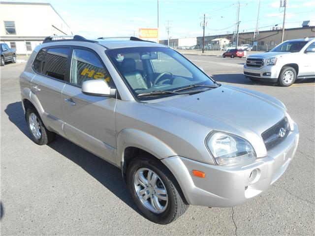 2006 Hyundai Tucson GLS (Stk: P1512) in Regina - Image 4 of 20