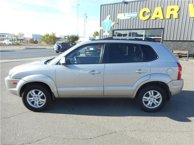 2006 Hyundai Tucson GLS (Stk: P1512) in Regina - Image 5 of 20