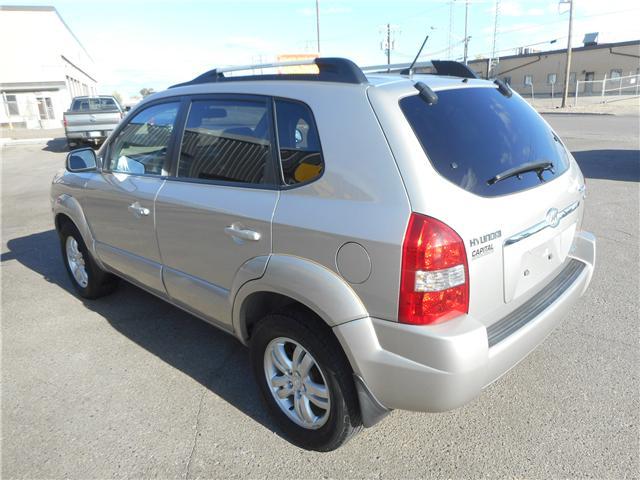 2006 Hyundai Tucson GLS (Stk: P1512) in Regina - Image 6 of 20