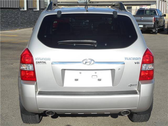 2006 Hyundai Tucson GLS (Stk: P1512) in Regina - Image 8 of 20