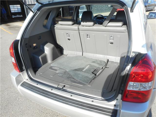 2006 Hyundai Tucson GLS (Stk: P1512) in Regina - Image 19 of 20