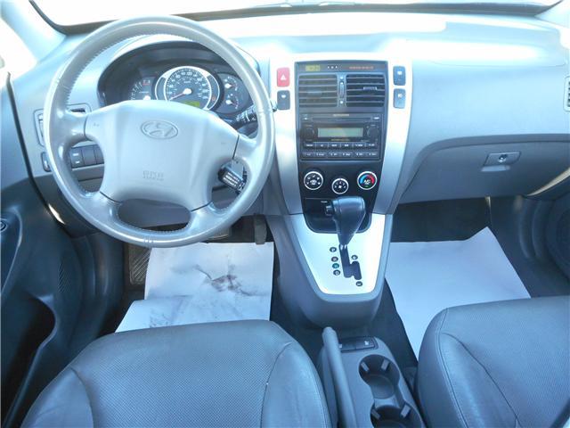 2006 Hyundai Tucson GLS (Stk: P1512) in Regina - Image 9 of 20