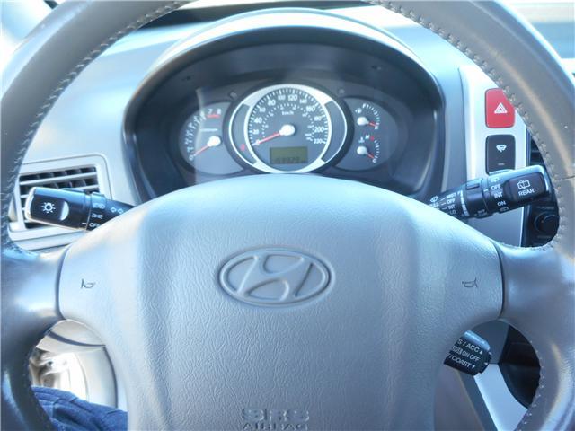 2006 Hyundai Tucson GLS (Stk: P1512) in Regina - Image 11 of 20