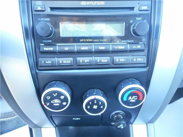 2006 Hyundai Tucson GLS (Stk: P1512) in Regina - Image 14 of 20