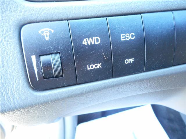 2006 Hyundai Tucson GLS (Stk: P1512) in Regina - Image 16 of 20