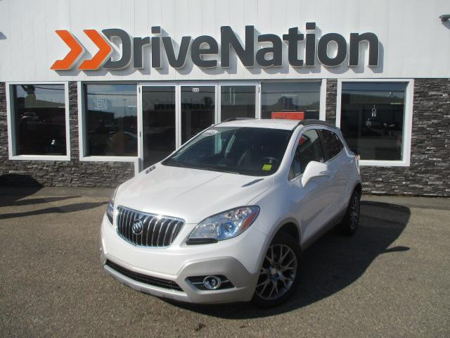 2016 Buick Encore Sport Touring (Stk: B1760) in Prince Albert - Image 1 of 22