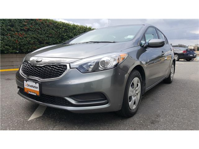2016 Kia Forte 1.8L LX (Stk: G0056) in Abbotsford - Image 1 of 22