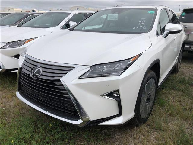2018 Lexus RX 350L Luxury (Stk: 14318) in Brampton - Image 1 of 5