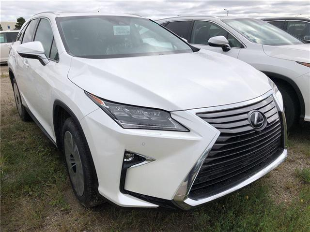 2018 Lexus RX 350L Luxury (Stk: 14318) in Brampton - Image 3 of 5