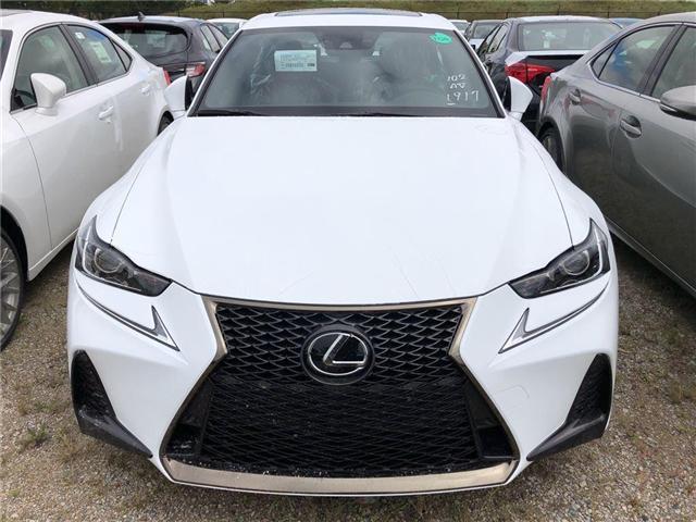 2018 Lexus IS 300 Base (Stk: 33232) in Brampton - Image 2 of 5