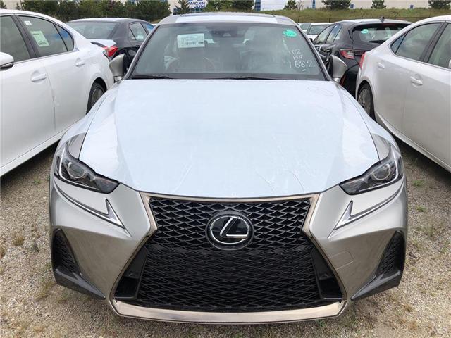 2018 Lexus IS 300 Base (Stk: 33201) in Brampton - Image 2 of 5
