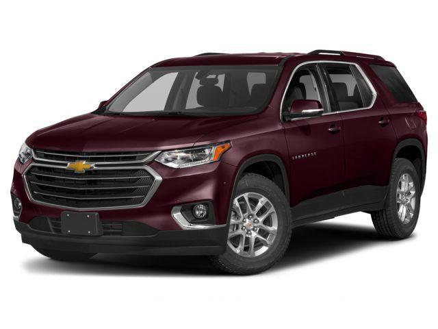 2019 Chevrolet Traverse 3LT (Stk: 19T35) in Westlock - Image 1 of 9